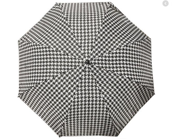 Rain Caper Folding Travel Umbrella