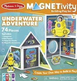 Melissa & Doug Magnetivity - Underwater Adventure Set