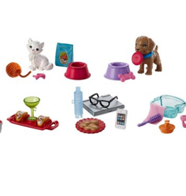 Mattel Barbie Accessories Assorted