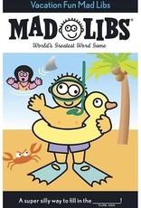 Mad Libs - Vacation Fun
