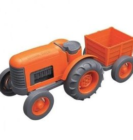 Green Toys Green Toy - Tractor