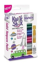 KwikStix 6ct Metallic Color Set