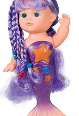 BATHTIME MERMAID DOLL