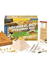Archaeology: Pyramid Dig (V 2.0)
