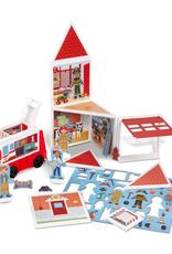 Melissa & Doug Magnetivity -  Fire Station