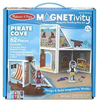 Melissa & Doug Magnetivity - Pirate Cove