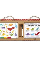Melissa & Doug Play, Draw, Create - Dinosaurs