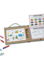 Melissa & Doug Play, Draw, Create - Ocean