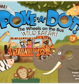 Melissa & Doug POKE-A-DOT:  Wheels on the Bus