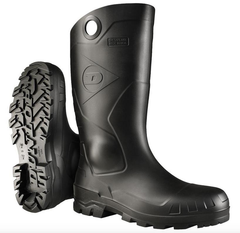 Dunlop Chesapeake Plain Toe Boot