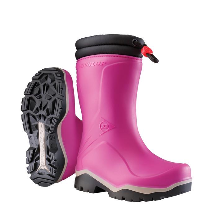 Dunlop Kids Blizzard Boot