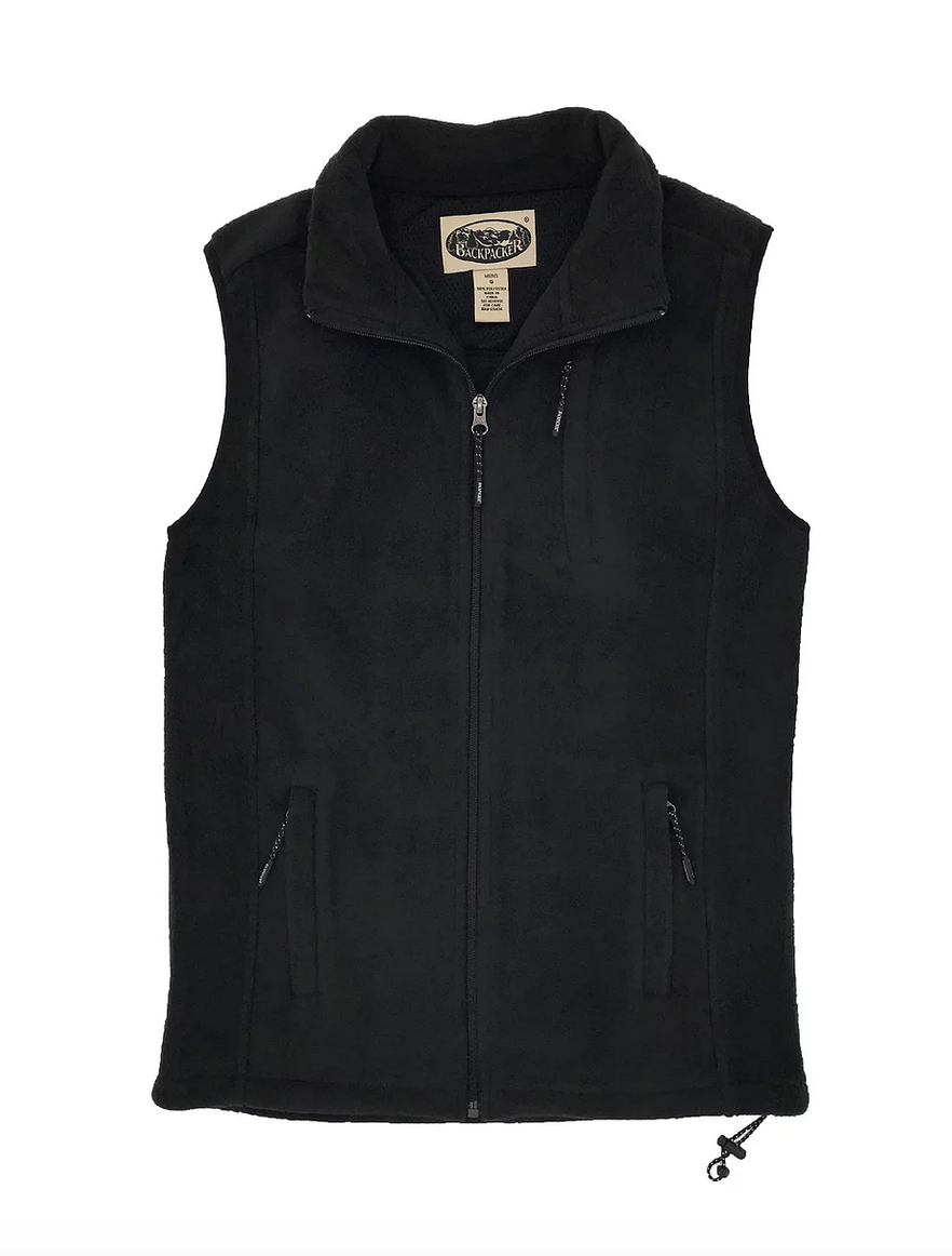 Backpacker Sedona Trail Polar Fleece Vest
