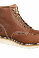 Carhartt Footwear - Black Diamond Men's 6-Inch Waterproof Tan Wedge Boot