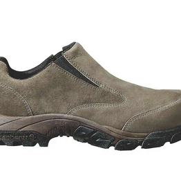 Carhartt Footwear - Black Diamond Men's Lightweight Brown Suede Work Shoe