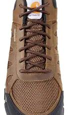 Carhartt Footwear - Black Diamond Men's Lightweight Waterproof Black/Brown Work Hiker