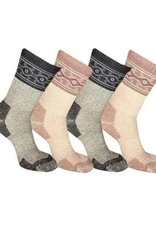 Carhartt Women's Thermal 4-Pack Socks