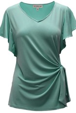SOUTHERN LADY Short Sleeve Corryn Top
