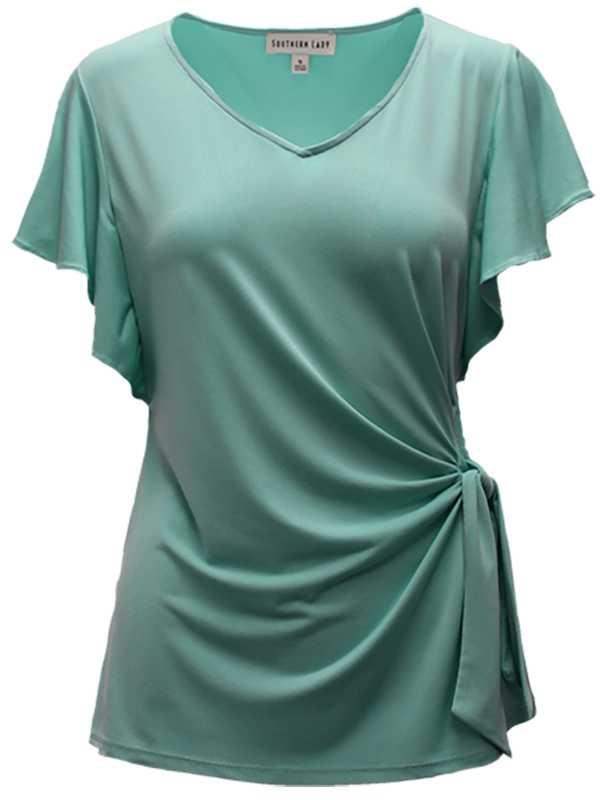Short Sleeve Corryn Top