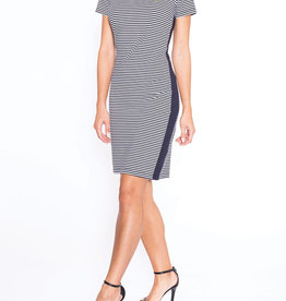 Alison Sheri Nautical Dress