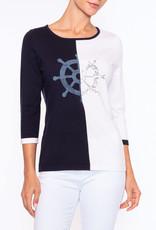Alison Sheri Nautical Sweater