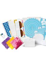 Melissa & Doug Shake It! Beginner Craft Kit - Deluxe Sweet Treats
