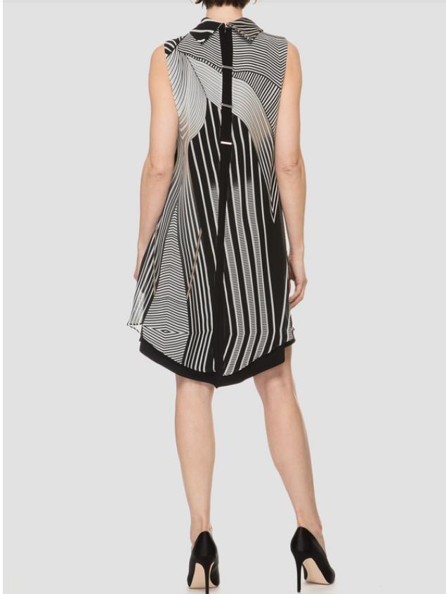 Sleeveless Layered Dress, 191628