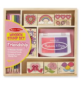 Melissa & Doug Stamp Set- Friendship