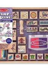 Melissa & Doug Stamp-A-Scene, Fairy Garden