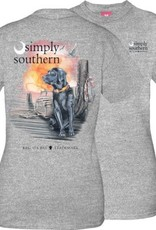Simply Southern SS Beach Lab