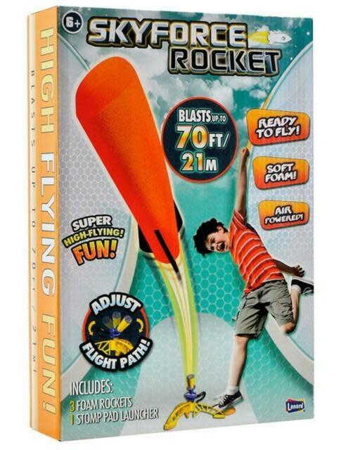 Toysmith Lanard Sky Rocket