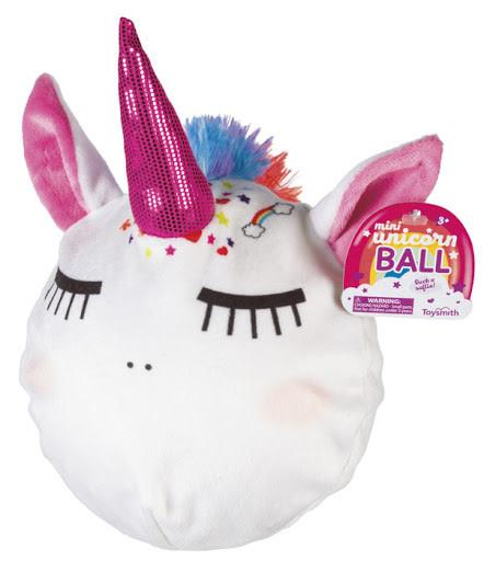 Toysmith Mini Unicorn Ball