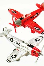 Toysmith 5In Vintage Planes