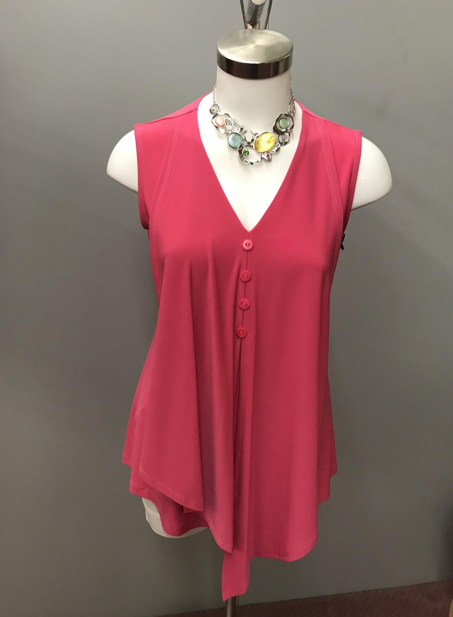 Artex Fashions Flamingo Print Tank Top
