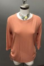 SOUTHERN LADY 3/4 Slv Knit Top