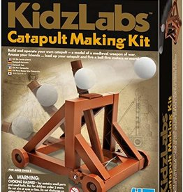 Toysmith Catapult Making Kit