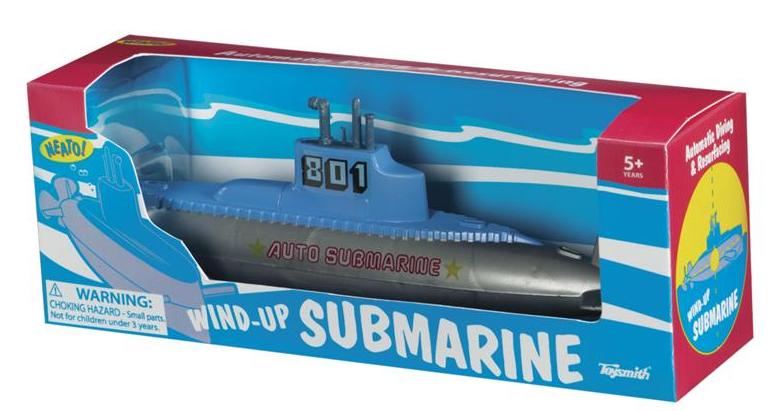 Toysmith Wind Up Submarine