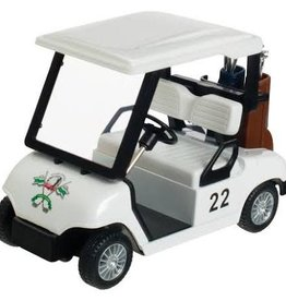Toysmith DIECAST GOLF CART