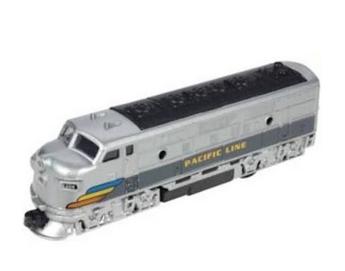 Toysmith Diecast Classic Diesel Train