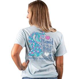 Simply Southern Mermaid Tail T-Shirt
