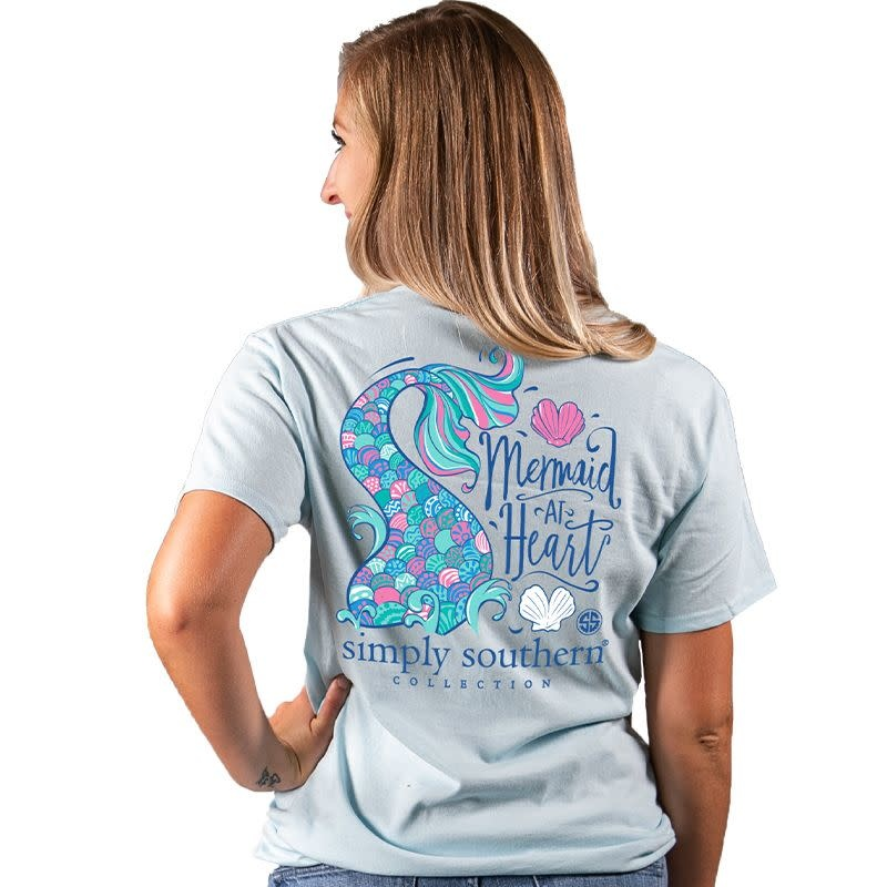 Simply Southern SS Mermaid at Heart Tail