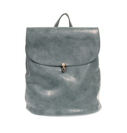Joy Accessories by Joy Susan Colette Backpack - Faded Denim