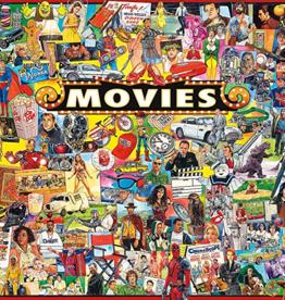 White Mountain Puzzle Movies