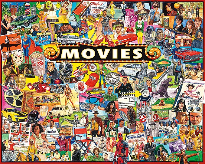 White Mountain Puzzle Movies