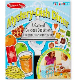 Melissa & Doug MYSTERY DISH DINER GAME