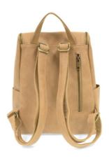 Joy Accessories by Joy Susan Kerri Side Pocket Backpack - Camel