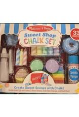 Melissa & Doug Sweet Shop Chalk Set
