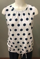 Pure Essence Polk-a-dot Top