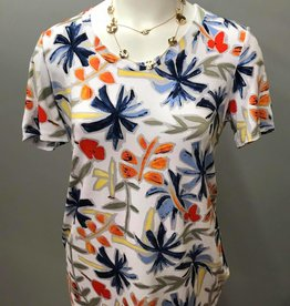Pure Essence Floral T-Shirt