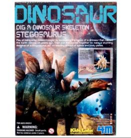 Dig a Dinosaur Skeleton Stegosaurus