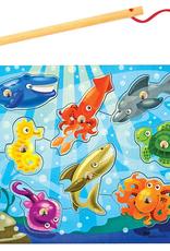 Melissa & Doug Magnetic Puzzle Game-Fishing